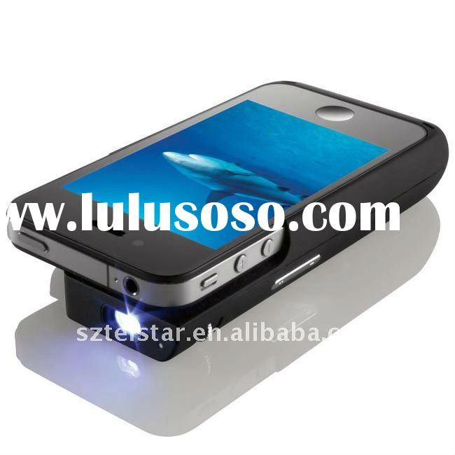 iPhone 4 Projector and iPhone 4S projector