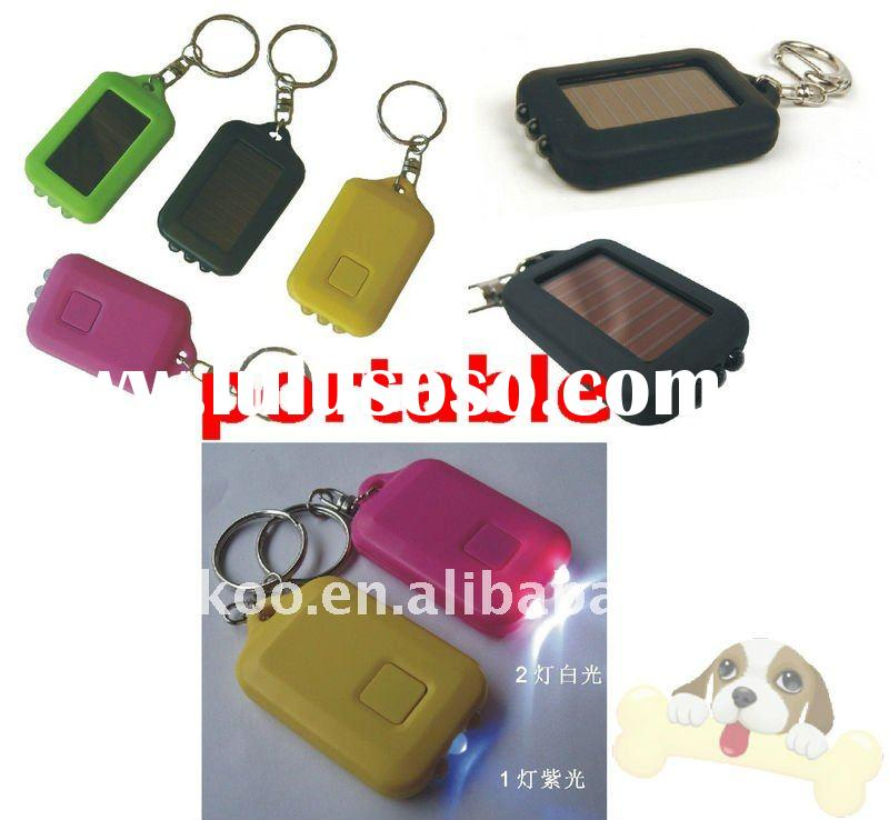 solar lighting keychain promotional GT-065