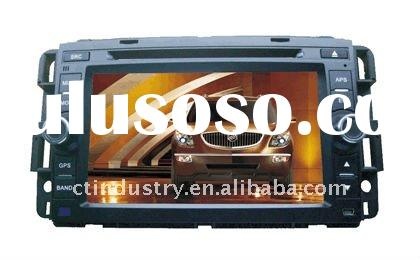 """BUICK Enclave 7"""" TFT screen  DVD / Bluetooth /USB/SD/ Back-up video + IPod  RDS + Wheel control"""