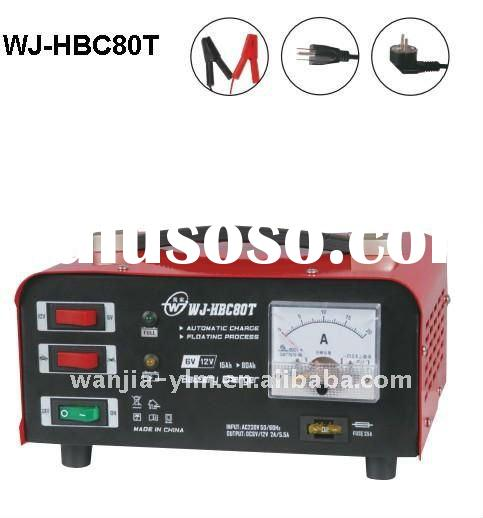 DC 6V car battery charger