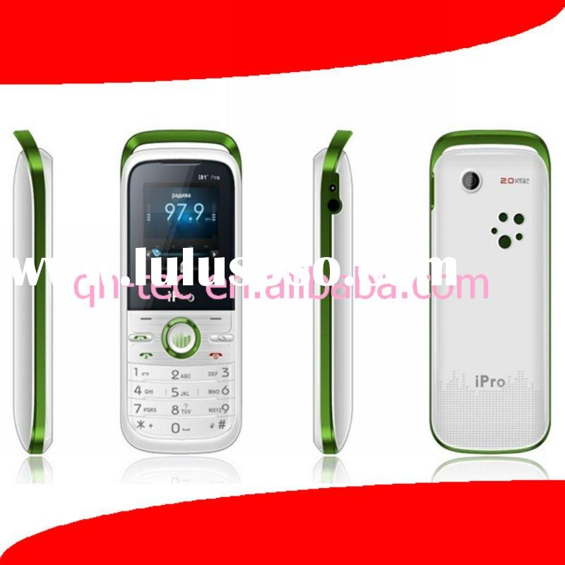 Dual GSM Quad Band Dual Sim Card Multimedia mobile phonei8