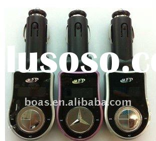 Hot sale!!!/2012 Newest car MP3 player/FM transmitter