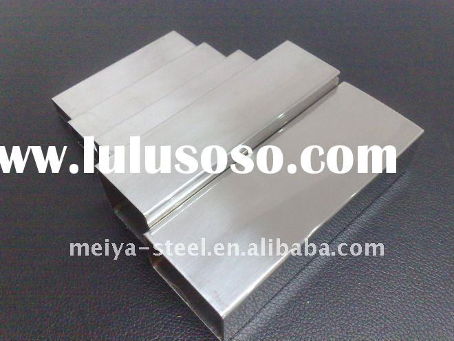MEIYA STAINLESS STEEL WELDED PIPE60x60x2.0mm
