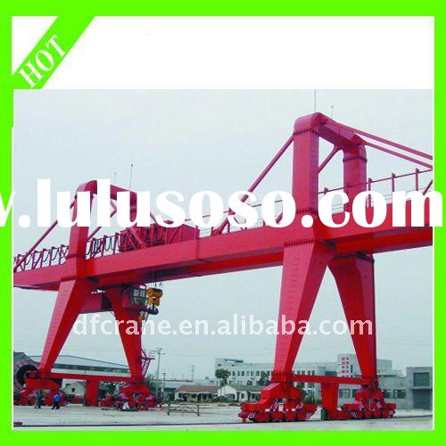 Popular selling Double beams mobile gantry crane  in Asia