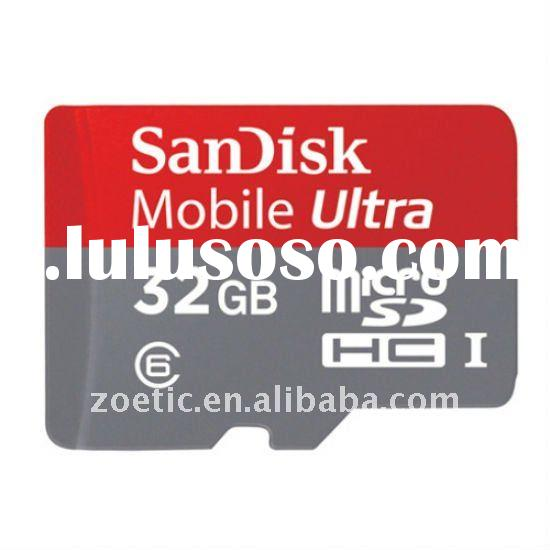 Sandisk 32GB Mobile Ultra Micro SDHC memory cards, micro sd card, micro sdhc card