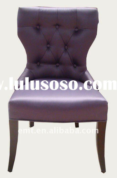 Special Back Hotel Wood Chair (EMT-D013-1)