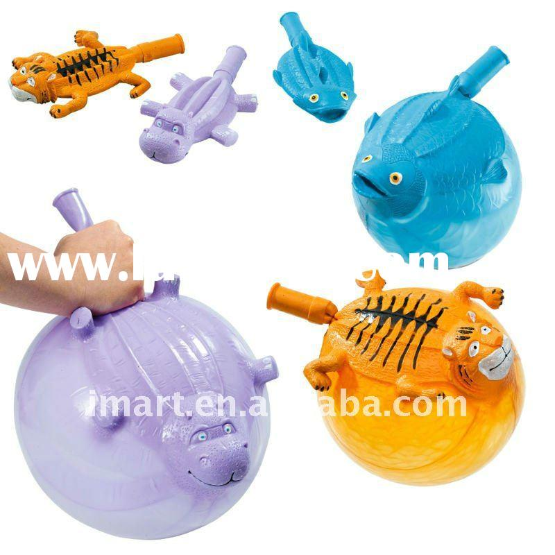 TPR balloon animal balloon  inflatable balloon