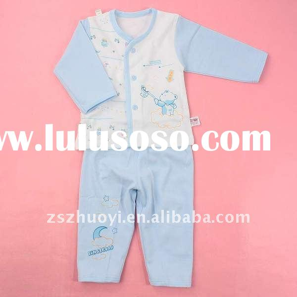 cotton baby clothes, infant clothes, toddler clothes