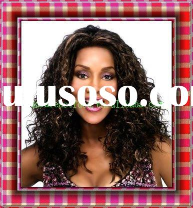 fashion synthetic hair wigs