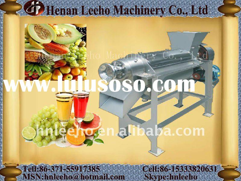 hot sale rotary vegetable and fruit juice extractor 86-15333820631