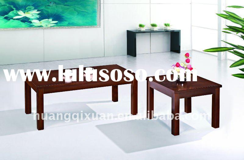 new design solid wood coffee table