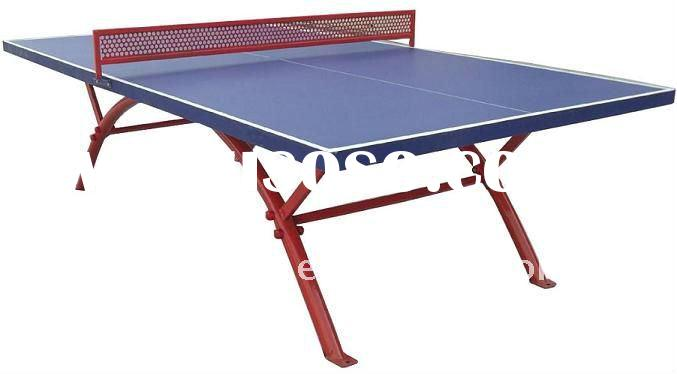 Outdoor table tennis table t024 for sale price china - Friendship tennis de table ...