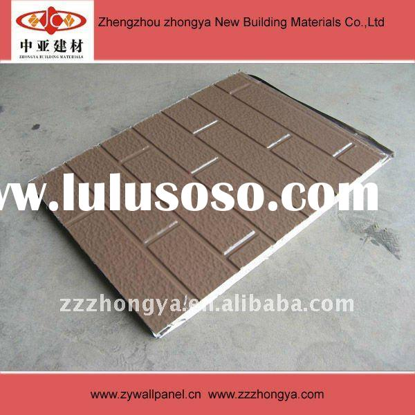 roof sandwich exterior wall panel
