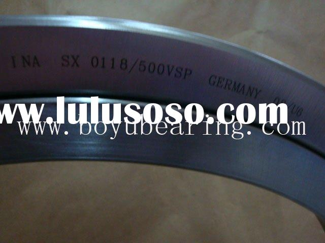 2011 Superior quality INA Cross Roller Bearing SX0118/500 (slewing bearing)
