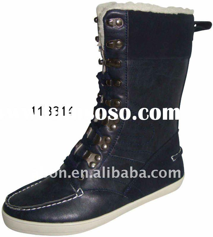 2012 Fall/Winter ladies casual boots