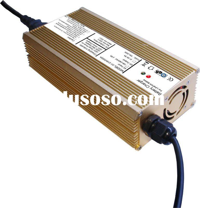 60-130W Lifepo4 battery charger