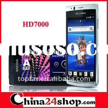 HD7000 Android 2.3  WIFI GPS 4.1 inch Capacitive touch screen smart mobile phone