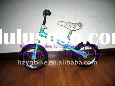 Kids bicycle for learn to walk