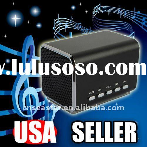 Micro SD/TF Portable Speaker Music Player For PC iPod MP3