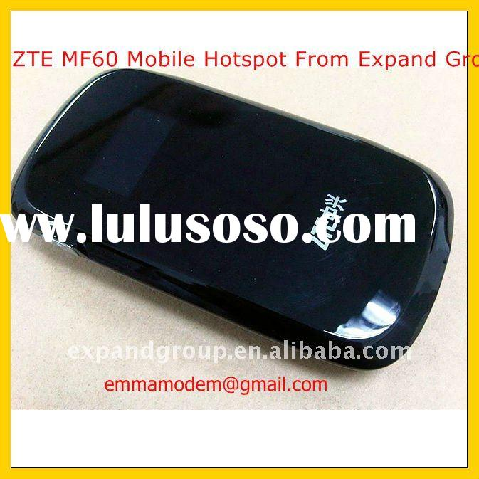 ZTE MF60 21mbps 3G Router