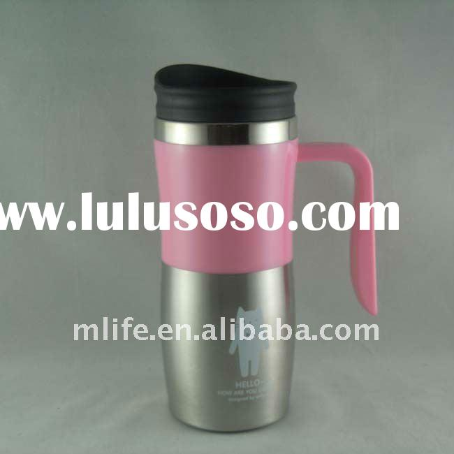 food grade bpa free SGS FDA travel coffee mug