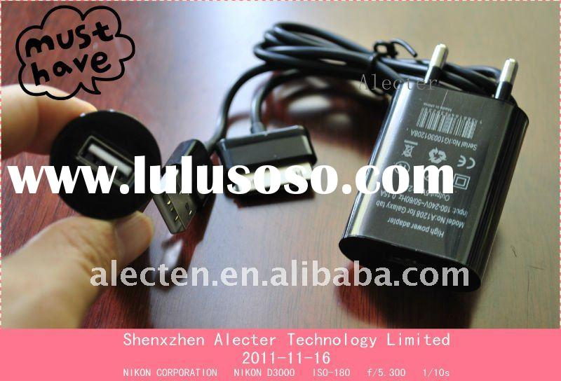 usb 3in1 charger for Samsung Galaxy tab
