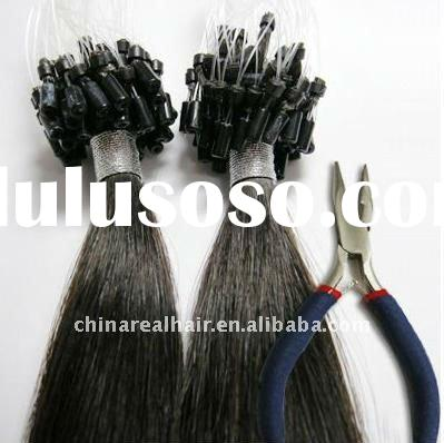wholesale high quality micro ring loop hair extension from factory