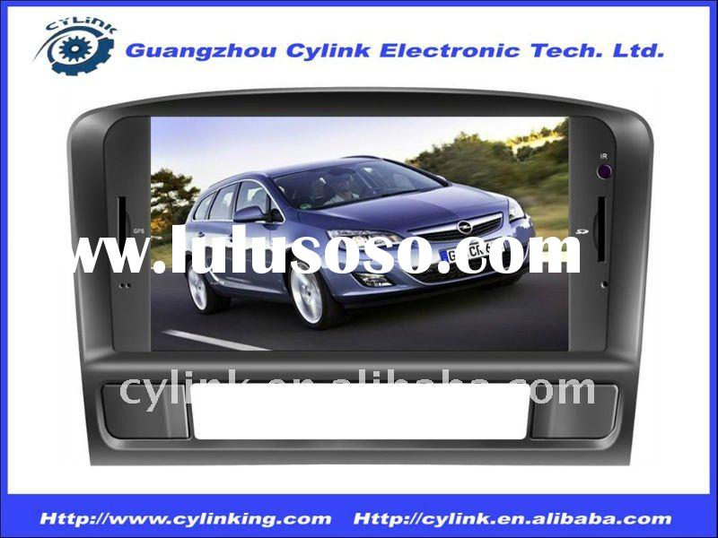 2011 New Opel Astra car dvd player with ARM11