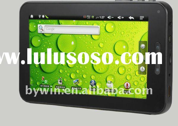 7inch 722 Capactitive Touch Screen with Android 2.3