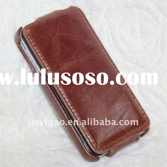 Crazy horse   Leather Case for Apple iPhone 4 4S