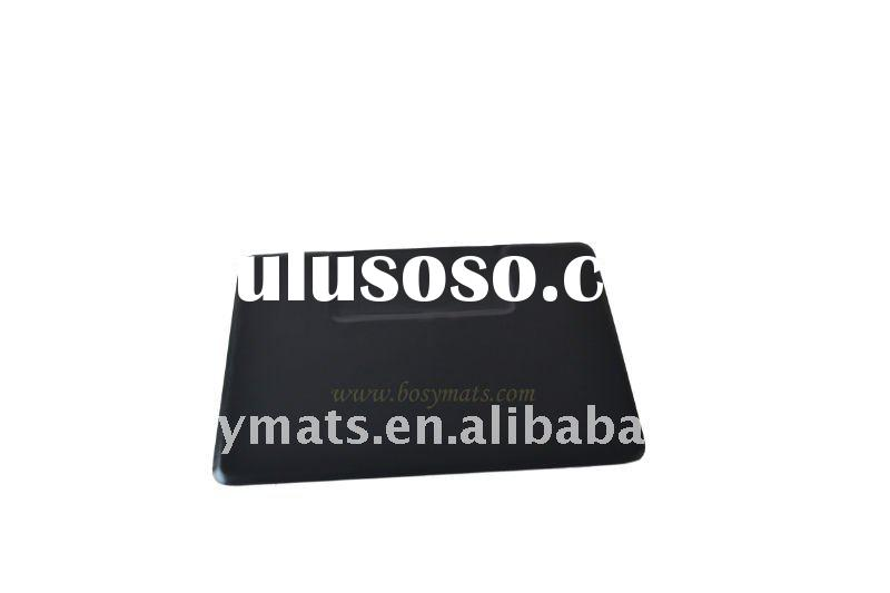 Rectangle Salon Mat with Square Chair Depression