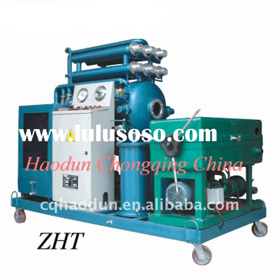 ZHT-150 Full-automatic,High-effective.portable oil purifier