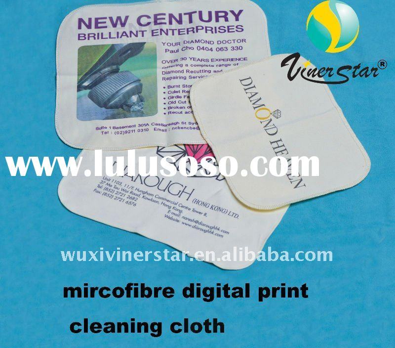 microfibre diamond cloth