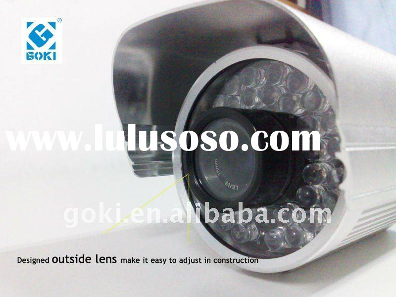 1/3 sony Super CCD 540tvl Double- board Dual-system 100M waterproof  security Box camera