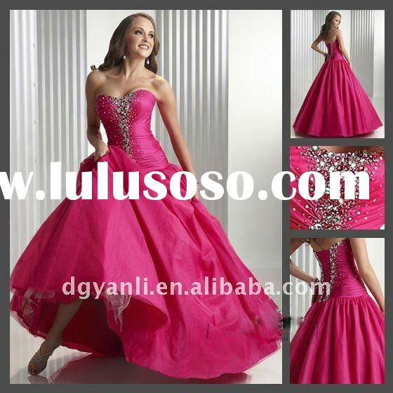 2011 Super hot sale designer Taffeta prom dresses 00013