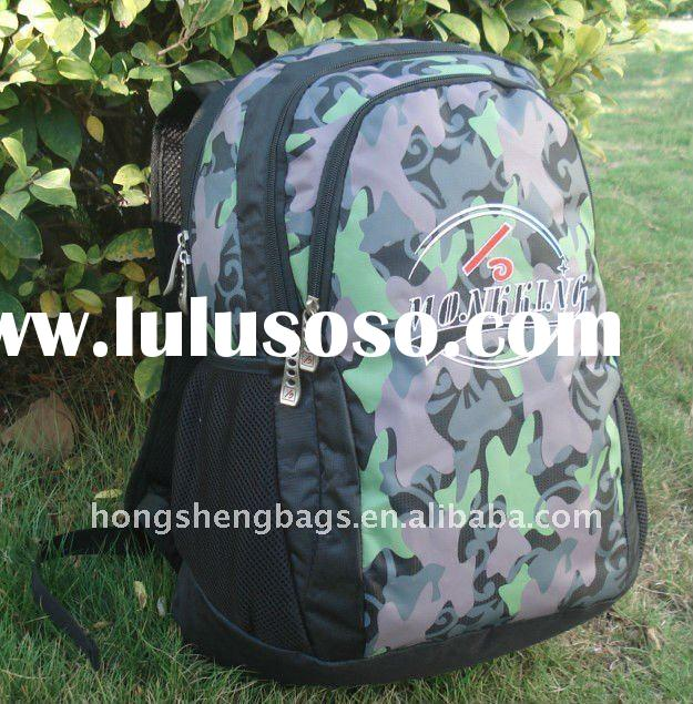 2011 Waterproof unique backpacks in nice design with high quality