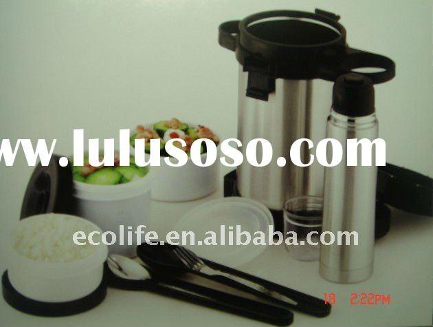 FDA stainless steel vacuum food thermos