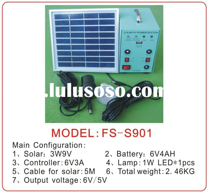 FS-S901 Wholesale Mini Solar Lighting System for Home And Farm