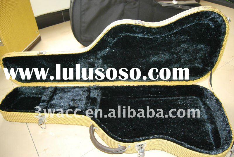 Guitar case for electric guitar