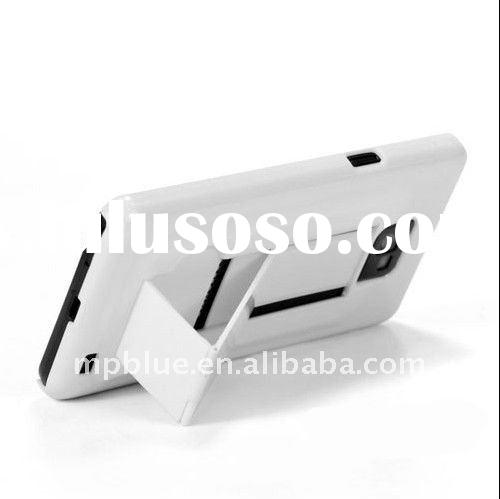 Oiled Hard Stand Back Case Cover For Samsung Galaxy S2 i9100 accept paypal