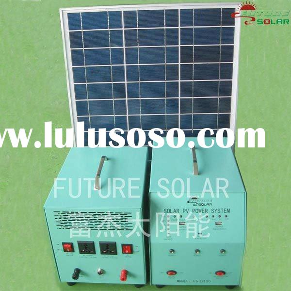 FS-S105 Solar Power Home System