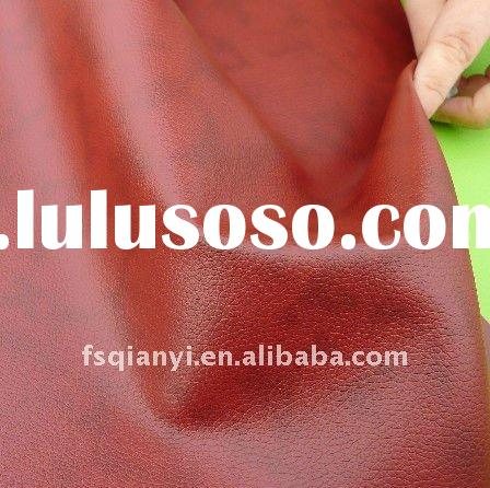 High quality pvc synthetic leather for sofa and car seat
