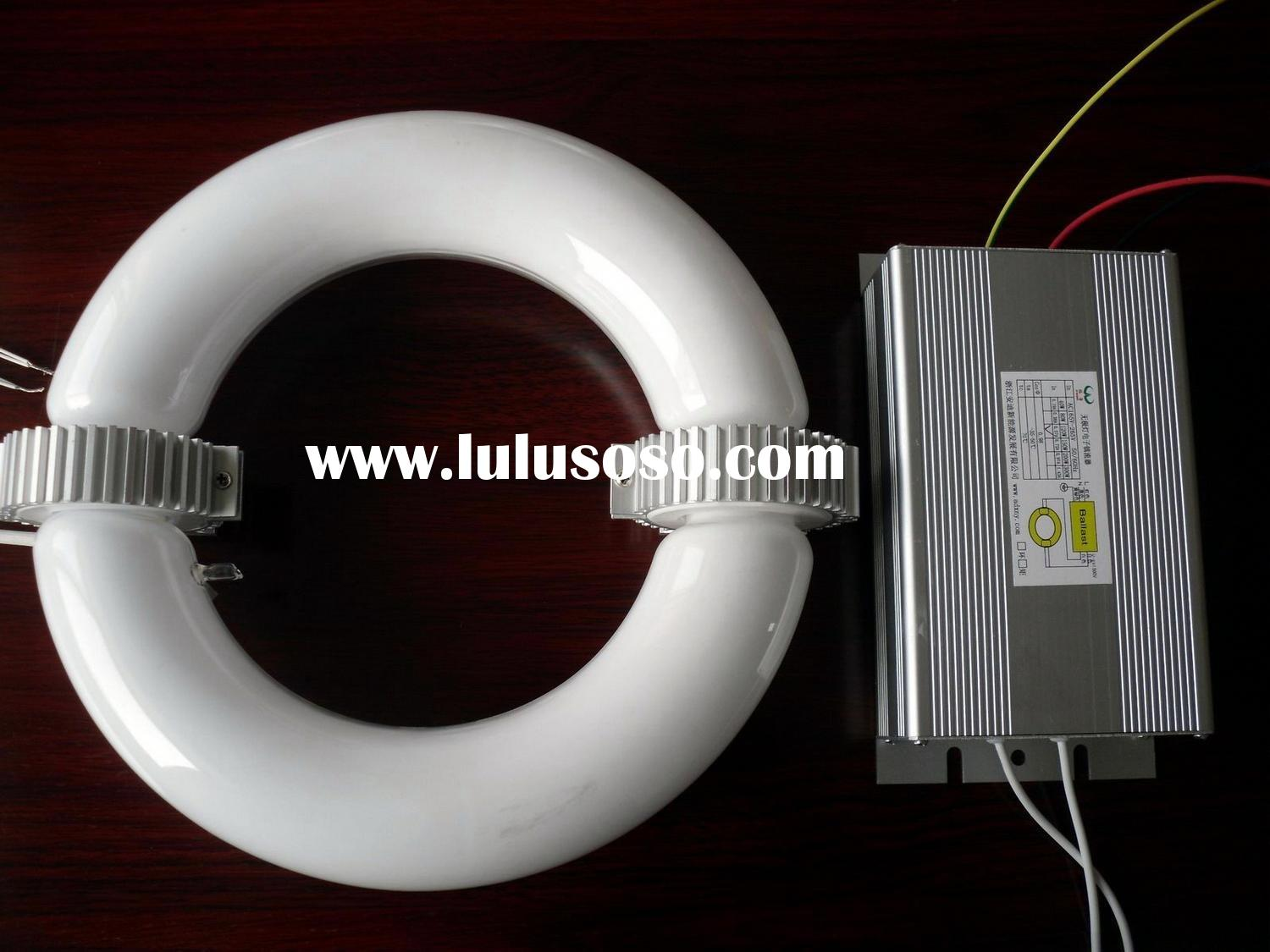 Low frequency C14 induction lamp