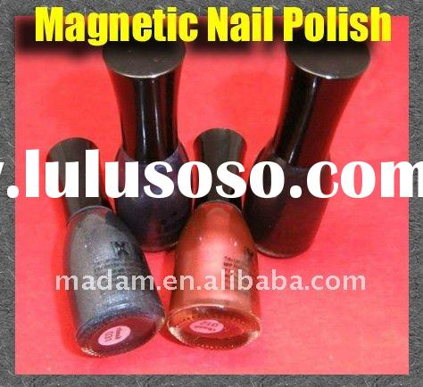 New magic magnetic nail polish    MD-CXJY01A