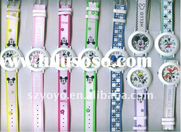 hot sale! new popular! beautiful nice fashion watches for children kids girl watch christmas gift