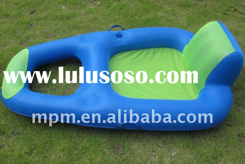 inflatable pool lounge