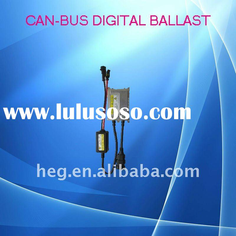 more economical auto AC HID can-bus digital ballast
