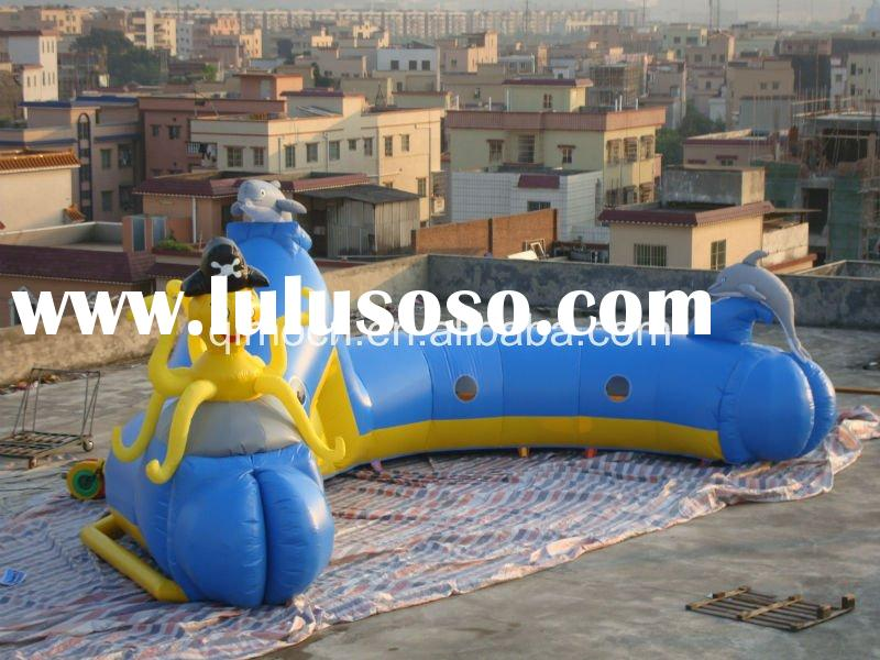 40ft Inflatable Sport Tunnel