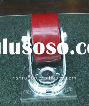 China Industrial Heavy duty PU caster wheels