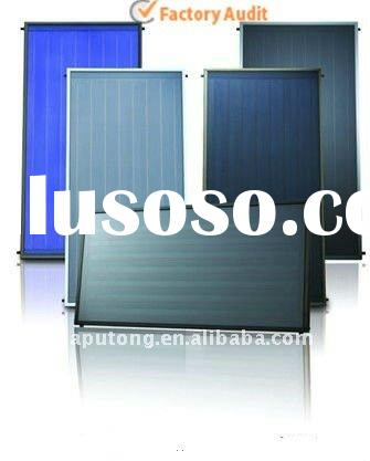 Flat-plate solar thermal collector products with SRCC & Solar keymark,the part of solar water he